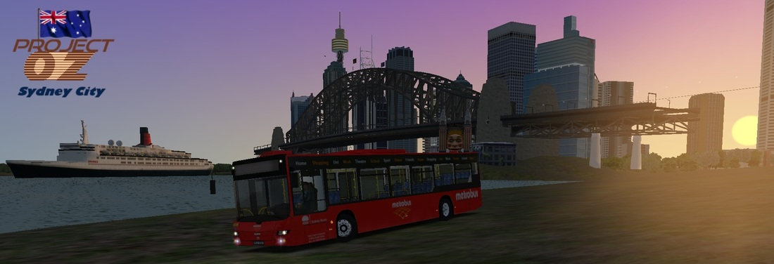 Bus Simulator: Sydney City - Rent-A-Crowd